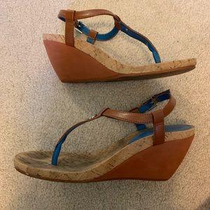 Ralph Lauren Shoes - Wedged sandals